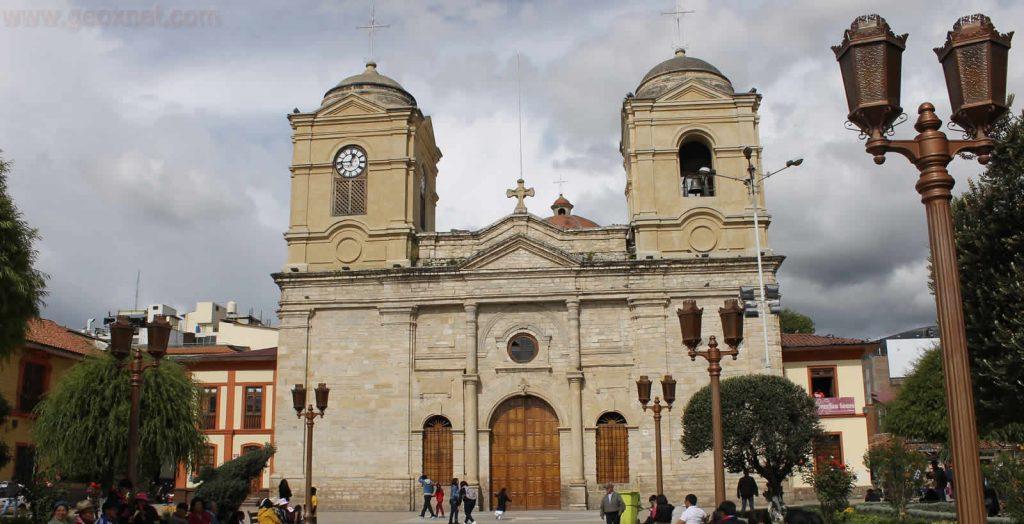 Plaza Constitucion - Huancayo