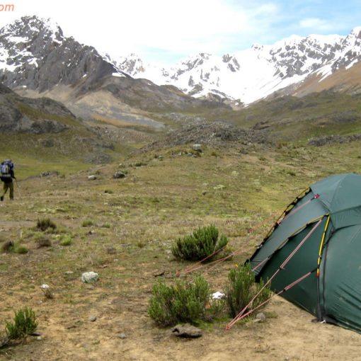 Cordillera Central - Pariacaca