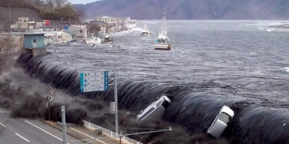 Terremoto 9.0 - Japón
