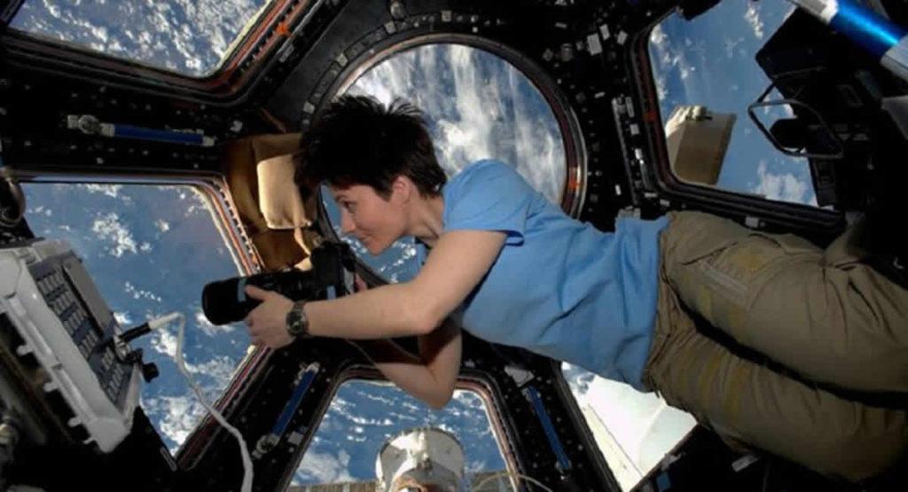 Síndrome afecta la visión de los astronautas en la Estación Espacial Internacional