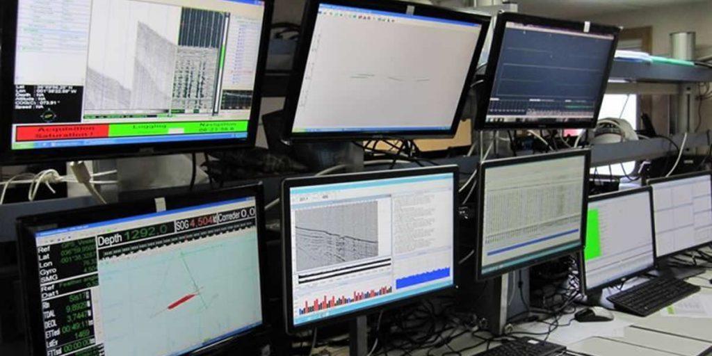 Prospección Sísmica - Monitor Sísmico