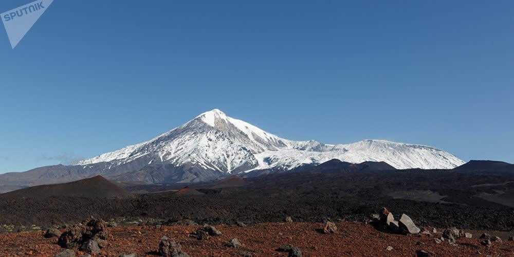 Volcán Tolbachik en Kamchatka | Sputnik