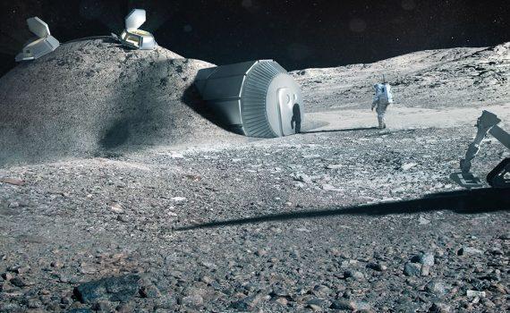 Primera tesis peruana de minería espacial